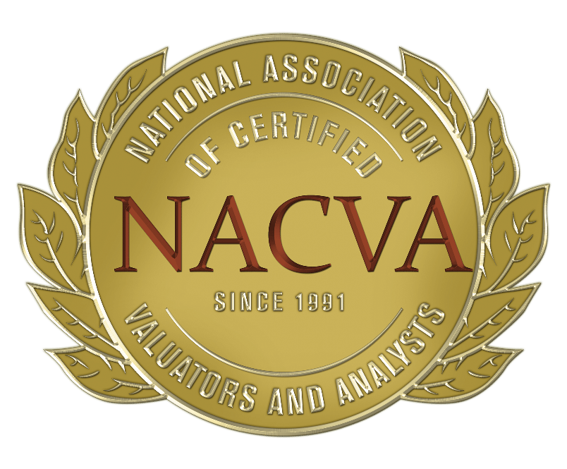 Member of National Association of Certified Valuation Analysts